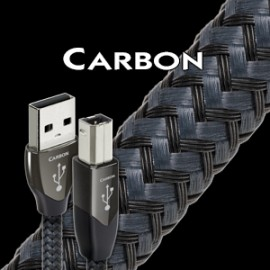 AudioQuest - USB Carbon A to B Plug